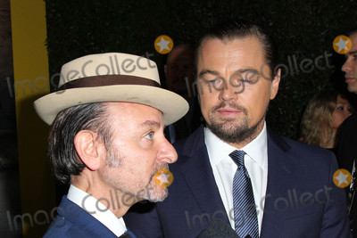 Leo DiCaprio Photo - Fisher Stevens Leo Dicaprioat the Screening Of National Geographic Channels Before The Flood Bing Theater At LACMA Los Angeles CA 10-24-16
