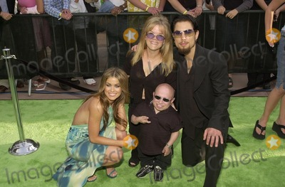 Dave Navarro Photo - Carmen Electra and Dave Navarro with Vern at the 2002 ESPN Action Sports and Music Awards held at Universal Studios Hollywood 04-13-02