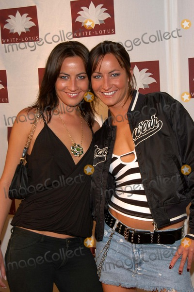 Teena Collins Photo - Nikki and Teena Collins at the grand opening of the new Hollywood nightclub White Lotus Hollywood CA 03-07-03