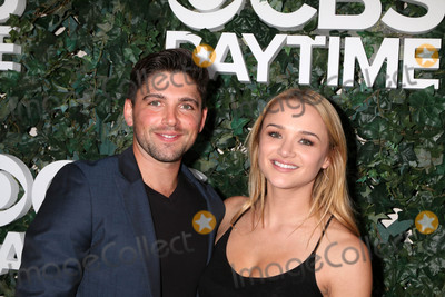 Hunter King Photo - Robert Adamson Hunter Kingat the CBS Daytime 1 for 30 Years Exhibit Reception Paley Center For Media Beverly Hills CA 10-10-16