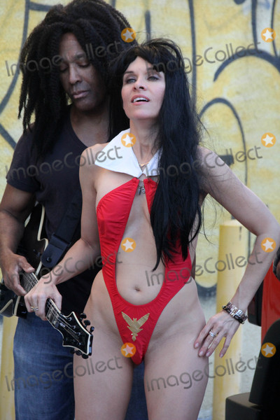 Vampirella Photo - Alicia Ardenthe Hoarding Buried Alive star attends a Dia De Los Muertos After-Halloween Party dressed as Vampirella Los Angeles CA 11-01-15