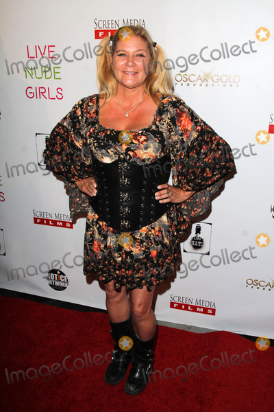 Ginger Lynn Photo - Ginger Lynnat the Live Nude Girls Los Angeles Premiere Avalon Hollywood CA 08-12-14