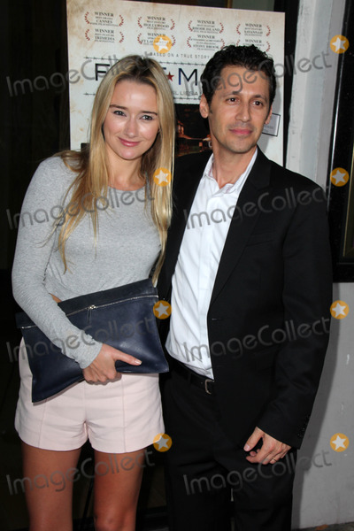Amy Shiels Photo - Amy Shiels Andy Hirschat the Fort McCoy Premiere Music Hall Theater Beverly Hills CA 08-15-14