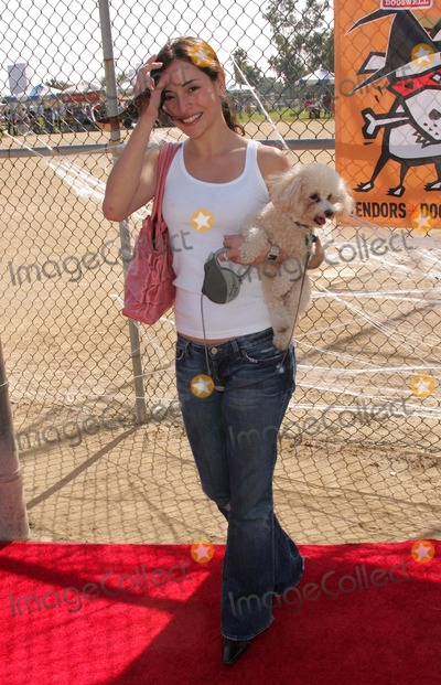 Bow Wow Photo - Emmanuelle Vaugierat the Fourth Annual Much Love Animal Rescue Bow Wow Ween Barrington Dog Park Los Angeles CA 10-30-05