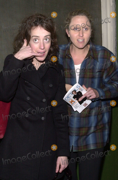 Adam Brooks Photo - Jane Adams and Brooke Smith at the 24 Hour Plays hosted by Details Magazine  featuring celebrity stage performances to benefit the World Trade Center Relief Fund Henry Fonda Theater with afterparty at Deep nightclub Hollywood 02-24-02