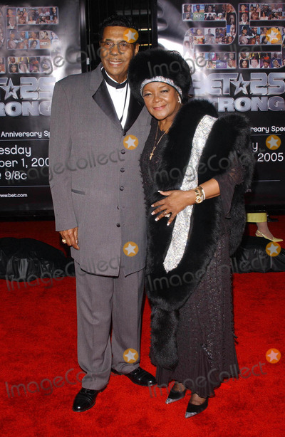 Pastor Shirley Caesar Photo - Pastor Shirley Caesar and friendarriving at the BET 25th Anniversary Show celebrating 25 years of BET Shrine Auditorium Los Angeles CA 10-26-05
