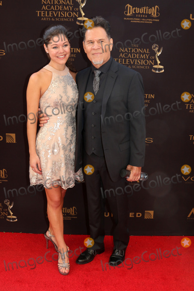 A Martinez Photo - Devon Martinez A Martinezat the 43rd Daytime Emmy Awards Westin Bonaventure Hotel Los Angeles CA 05-01-16