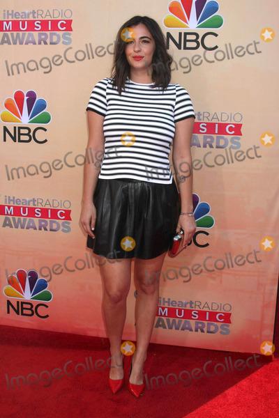 Alanna Masterson Photo - Alanna Mastersonat the 2015 iHeartRadio Music Awards Arrivals Shrine Auditorium Los Angeles CA 03-29-15