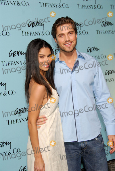 Tiffany Photo - Roselyn Sanchez and Eric Winterat the celebration to launch Frank Gehrys Premiere Collection hosted by Tiffany  Co Tiffany  Co Store Beverly Hills CA 03-26-06