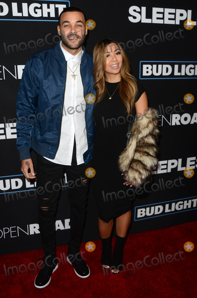 Don Benjamin Photo - Don Benjamin Liane Vat the Sleepless Los Angeles Premiere Regal LA Live Los Angeles CA 01-05-17