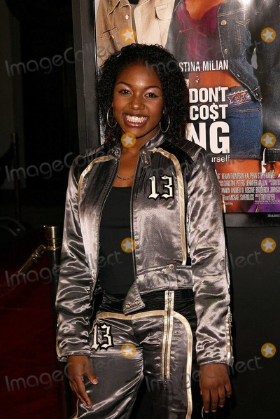 Ashley Clark Photo - Ashley Clark at the premiere of Warner Bros Love Dont Cost A Thing at the Chinese Theater Hollywood CA 12-10-03