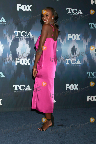 Anna Diop Photo - LOS ANGELES - JAN 11  Anna Diop at the FOX TV TCA Winter 2017 All-Star Party at Langham Hotel on January 11 2017 in Pasadena CA