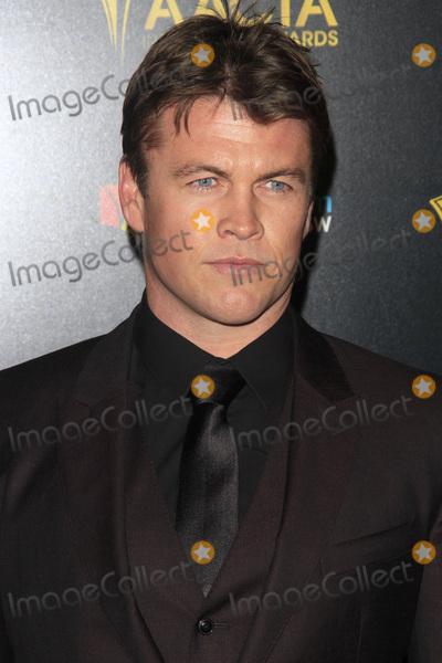 LUKE HEMSWORTH Photo - LOS ANGELES - JAN 6  Luke Hemsworth at the 6th AACTA International Awards at 229 Images on January 6 2017 in Los Angeles CA