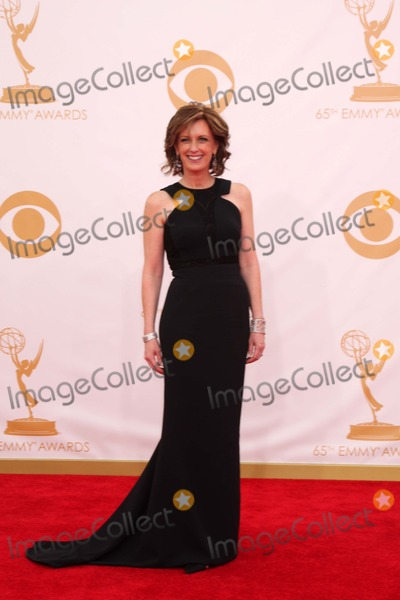 Anne Sweeny Photo - LOS ANGELES - SEP 22  Ann Sweeny at the 65th Emmy Awards at the Nokia Theater on September 22 2013 in Los Angeles CA
