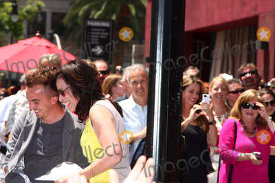 Frankie Muniz Photo - LOS ANGELES - JUL 16  Frankie Muniz Jane Kaczmarek at the Hollywood Walk of Fame Star Ceremony for Bryan Cranston at the Redbury Hotel on July 16 2013 in Los Angeles CA