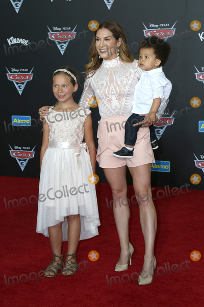 Allison Holker Photo - LOS ANGELES - JUN 10  Weslie Fowler Allison Holker Maddox Laurel Boss at the Cars 3 Premiere at the Anaheim Convention Center on June 10 2017 in Anaheim CA