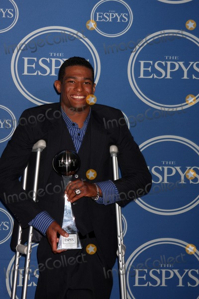 Anthony Robles Photo - LOS ANGELES - JUL 13  Anthony Robles in the Press Room of the 2011 ESPY Awards at Nokia Theater at LA Live on July 13 2011 in Los Angeles CA