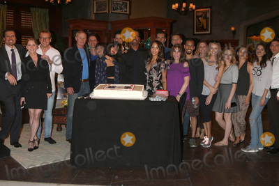 John Young Photo - LOS ANGELES - FEB 12  Kristoff St John Young and Restless Cast at the Kristoff St John celebrates 25 Years at YnR at the CBS Television City on February 12 2016 in Los Angeles CA