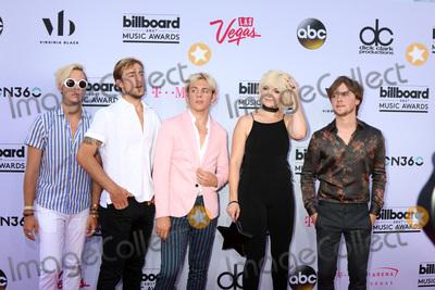 Riker Lynch Photo - LAS VEGAS - MAY 21  Riker Lynch Rocky Lynch Ross Lynch Rydel Lynch Ellington Ratliff at the 2017 Billboard Music Awards - Arrivals at the T-Mobile Arena on May 21 2017 in Las Vegas NV
