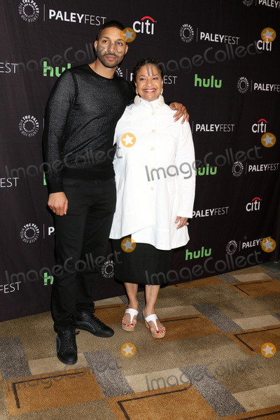 Norm Nixon Photo - LOS ANGELES - MAR 19  Norm Nixon Jr Debbie Allen at the 34th Annual PaleyFest Los Angeles - Greys Anatomy at Dolby Theater on March 19 2017 in Los Angeles CA
