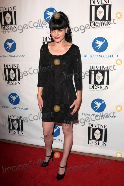Divine Photo - LOS ANGELES - DEC 7  Pauley Perrette arrives at the Project Angel Foods 2011 Divine Design Gala at Beverly Hilton on December 7 2011 in Beverly Hills CA