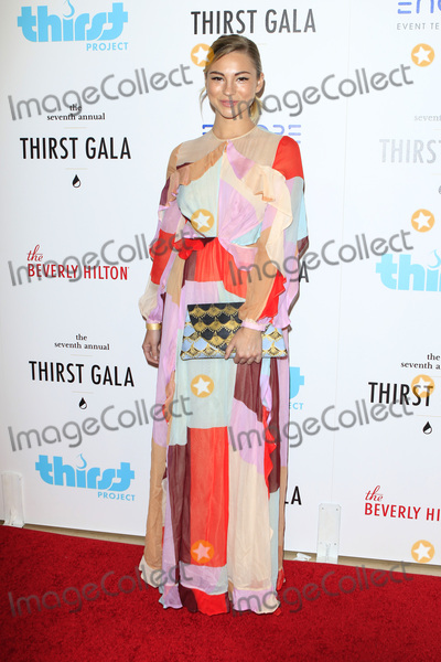 Allie Gonino Photo - LOS ANGELES - JUN 13  Allie Gonino at the 7th Annual Thirst Gala at the Beverly Hilton Hotel on June 13 2016 in Beverly Hills CA