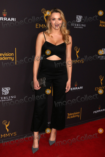 Hunter King Photo - LOS ANGELES - AUG 24  Hunter King at the Daytime TV Celebrates Emmy Season  at the Television Academy - Saban Media Center on August 24 2016 in North Hollywood CA