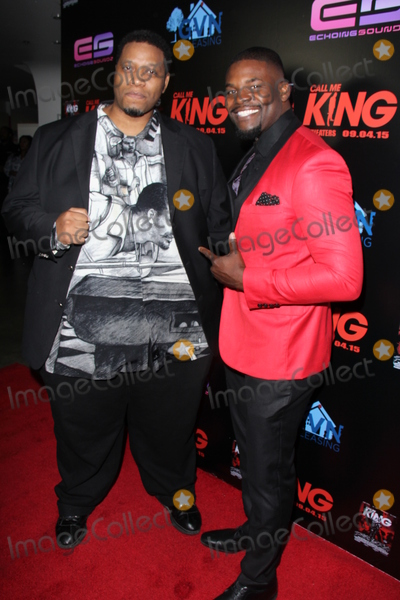 Amin Joseph Photo - LOS ANGELES - AUG 17  RL Scott Amin Joseph at the Call Me King Screening at the Downtown Independent on August 17 2015 in Los Angeles CA