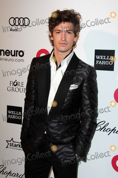 Asher Monroe Photo - LOS ANGELES - FEB 22  Asher Monroe at the Elton John Oscar Party 2015 at the City Of West Hollywood Park on February 22 2015 in West Hollywood CA
