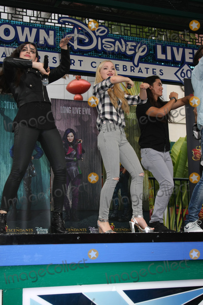 Dove Cameron Photo - LOS ANGELES - OCT 17  Sofia Carson Dove Cameron at the Stars of Descendants Personal Appearance at the Downtown Disney on October 17 2015 in Anaheim CA