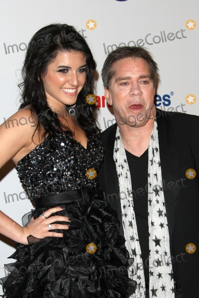 Angelica Salem Photo - LOS ANGELES - MAY 18  Angelica Salem Andy Hilfiger arrives at the 19th Annual Race to Erase MS gala at Century Plaza Hotel on May 18 2012 in Century City CA