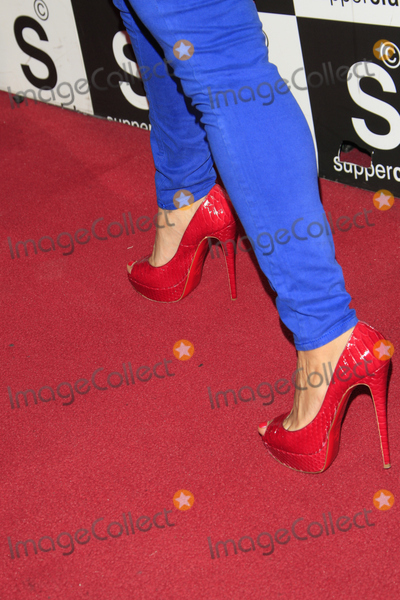 Melyssa Ford Photo - LOS ANGELES - AUG 28  Melyssa Ford arrives at You Me  The Circus Premiere at SupperClub on August  28 2012 in Los Angeles CA