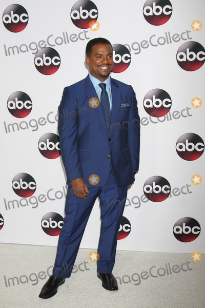 Alfonso Ribeiro Photo - vLOS ANGELES - JAN 9  Alfonso Ribeiro at the Disney ABC TV 2016 TCA Party at the The Langham Huntington Hotel on January 9 2016 in Pasadena CA
