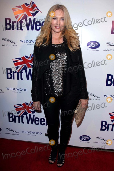 Amber Kelleher-Andrews Photo - LOS ANGELES - APR 23  Amber Kelleher-Andrews arrives at the 7th Annual BritWeek Festival A Salute To Old Hollywood at the British Consul Generals Residence on April 23 2013 in Los Angeles CA