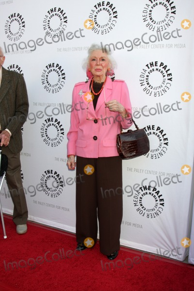 Ann Rutherford Photo - LOS ANGELES - JUN 7  Ann Rutherford arrivimg at the Debbie Reynolds Hollywood Memorabilia Collection Auction  Auction Preview at Paley Center For Media on June 7 2011 in Beverly Hills CA