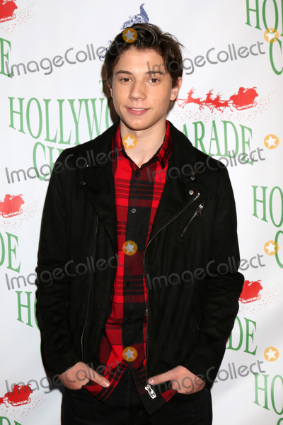 Anthony Turpel Photo - LOS ANGELES - NOV 27  Anthony Turpel at the 85th Annual Hollywood Christmas Parade at Hollywood Boulevard on November 27 2016 in Los Angeles CA