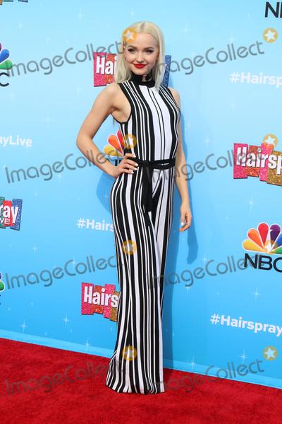 Dove Cameron Photo - LOS ANGELES - NOV 16  Dove Cameron at the Hairspray Live Press Junket at Universal Studios Lot on November 16 2016 in Universal City CA