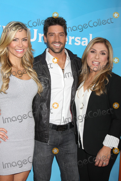 Aylin Mujica Photo - LOS ANGELES - JAN 19  Aylin Mujica David Ciarrocchi Lorena Garcia at the NBC TCA Winter 2014 Press Tour at Langham Huntington Hotel on January 19 2014 in Pasadena CA