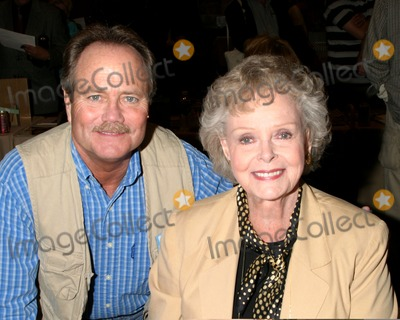 Jon Provost Photo - Jon Provost  June LockhartHollywood Collectors ShowBurbank HiltonBurbank CAOctober 14 2006