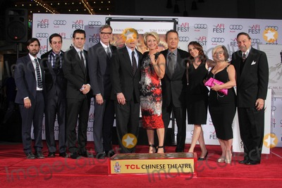 Alison Owen Photo - LOS ANGELES - NOV 7  Jason Schwartzman BJ Novak Colin Farrell director John Lee Hancock Alan F Horn Emma Thompson Tom Hanks Kelly Marcel Alison Owen Richard M Sherman at the Emma Thompson Hand and Footprint Ceremony at TCL Chinese Theater on November 7 2013 in Los Angeles CA