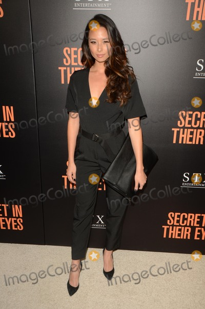 Aja Dang Photo - LOS ANGELES - NOV 11  Aja Dang at the Secret In Their Eyes Los Angeles Premiere at the Hammer Museum on November 11 2015 in Westwood CA