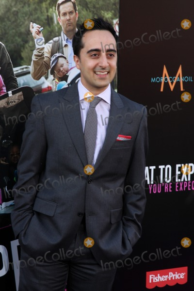 Amir Talai Photo - LOS ANGELES - MAY 14  Amir Talai arrives at the What To Expect When Youre Expecting Premiere at Graumans Chinese Theater on May 14 2012 in Los Angeles CA