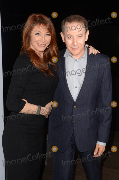 Cassandra Peterson Photo - LOS ANGELES - OCT 17  Cassandra Peterson Paul Reubens at the Elvira Mistress Of The Dark Coffin Table Book Launch at Roosevelt Hotel on October 17 2016 in Los Angeles CA