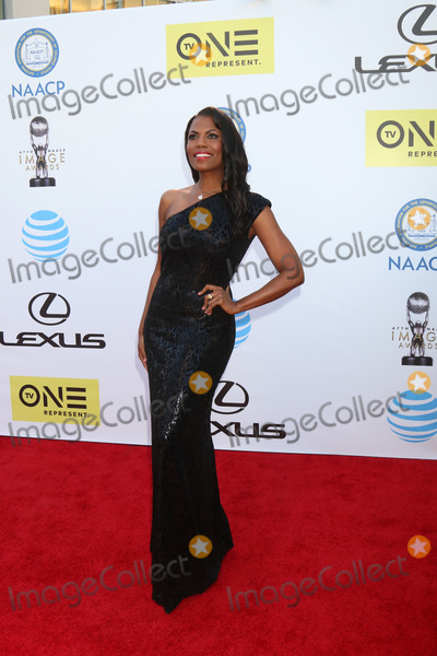 Omarosa Photo - LOS ANGELES - FEB 5  Omarosa Manigault at the 47TH NAACP Image Awards Arrivals at the Pasadena Civic Auditorium on February 5 2016 in Pasadena CA
