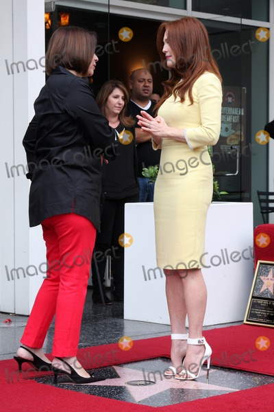 Ana Martinez Photo - LOS ANGELES - OCT 3  Ana Martinez Julianne Moore at the Hollywood Walk of Fame Ceremony for Julianne Moore at W Hollywood Hotel on October 3 2013 in Los Angeles CA
