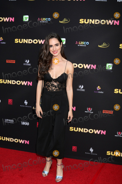 Alicia Sanz Photo - LOS ANGELES - MAY 11  Alicia Sanz at the Sundown Premeire at the ArcLight Hollywood Theaters on May 11 2016 in Los Angeles CA