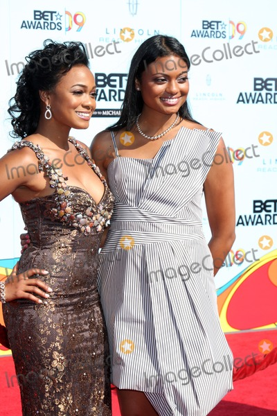 Tatyana Ali and her family