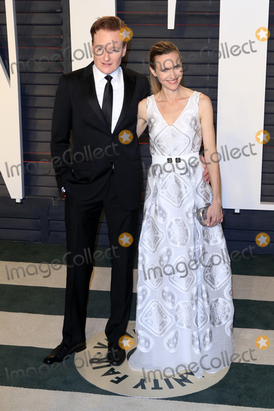 Conan OBrien Photo - LOS ANGELES - FEB 28  Conan OBrien LIza Powel at the 2016 Vanity Fair Oscar Party at the Wallis Annenberg Center for the Performing Arts on February 28 2016 in Beverly Hills CA