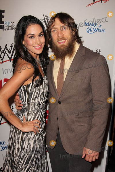 Daniel Bryan Photo - LOS ANGELES - AUG 15  Brie Bella Daniel Bryan at the Superstars for Hope honoring Make-A-Wish at the Beverly Hills Hotel on August 15 2013 in Beverly Hills CA