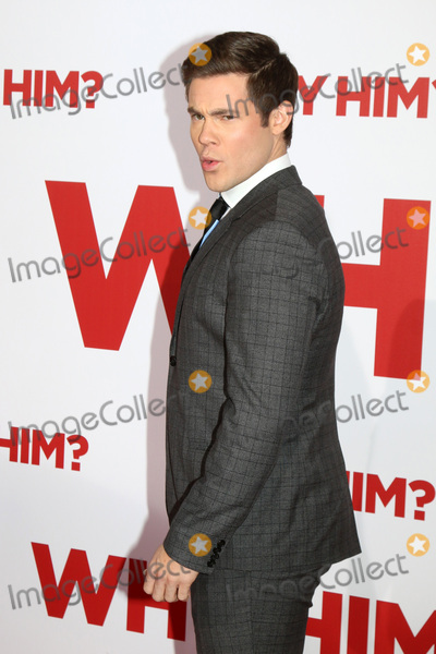 Adam DeVine Photo - LOS ANGELES - DEC 17  Adam Devine at the Why Him Premiere at Bruin Theater on December 17 2016 in Westwood CA